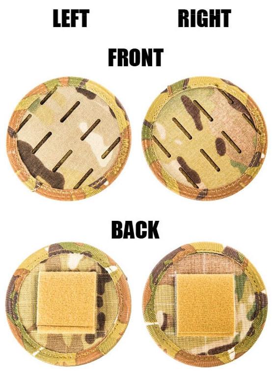 HSGI Gear Disc - Belt Mount