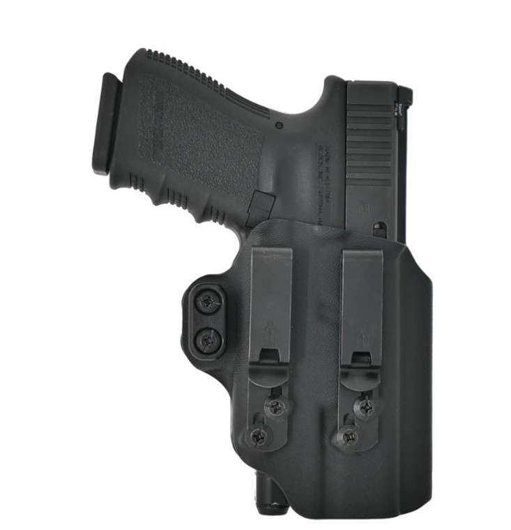 Tenicor SAGAX LUX AIWB Holster For GLOCK 19/23/32