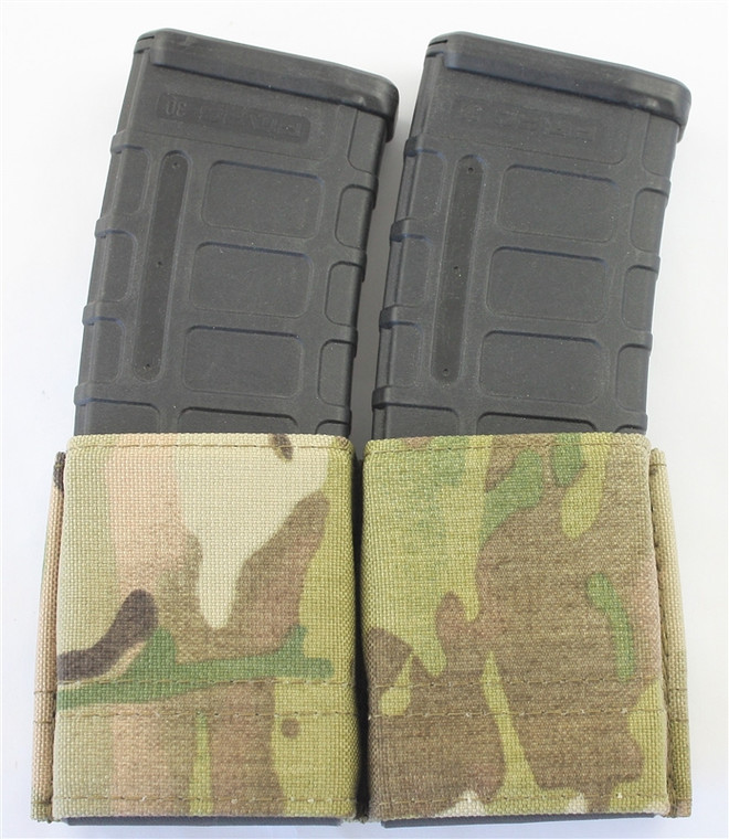 Esstac M4 KYWI Double Mag Pouch - Naked SHORTY