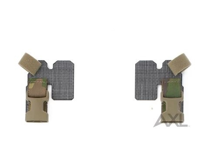 AXL Advanced Adaptive Vest Placard (AVP) for Crye JPC, AirLite SPC & MOLLE Carriers