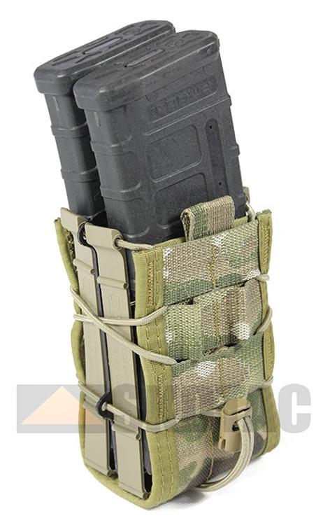 HSGI X2R TACO Double Rifle Magazine Pouch - MOLLE