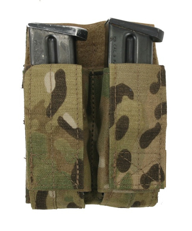 Tactical Tailor Fight Light Magna Mag Double Pistol Mag Pouch