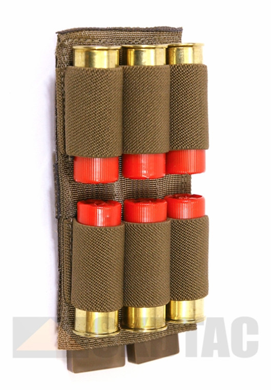 Tactical Tailor Shotgun Vertical 6rd Panel
