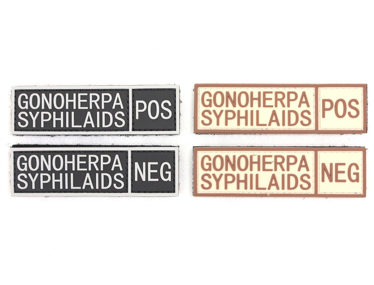 SKD Gonoherpasyphilaids Patch