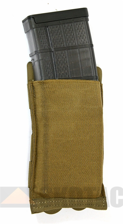 Blue Force Gear Ten-Speed Single M4 Mag Pouch with Helium Whisper™ Backing