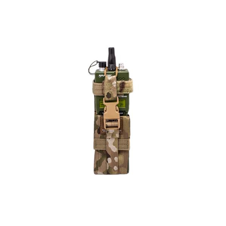 TT Radio Pouch Large Front