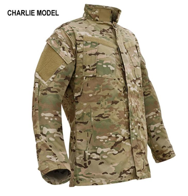SKD Enhanced Combat BDU Shirt, MultiCam® / Ripstop Version  **Clearance**