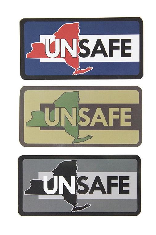 SKD NY Unsafe Sticker