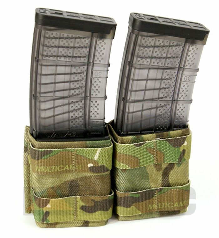 Esstac M4 KYWI Double Mag Pouch- SHORTY
