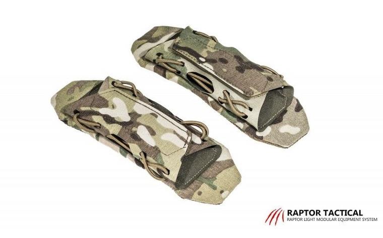 Raptor Tactical Plate Carrier Shoulder Pads