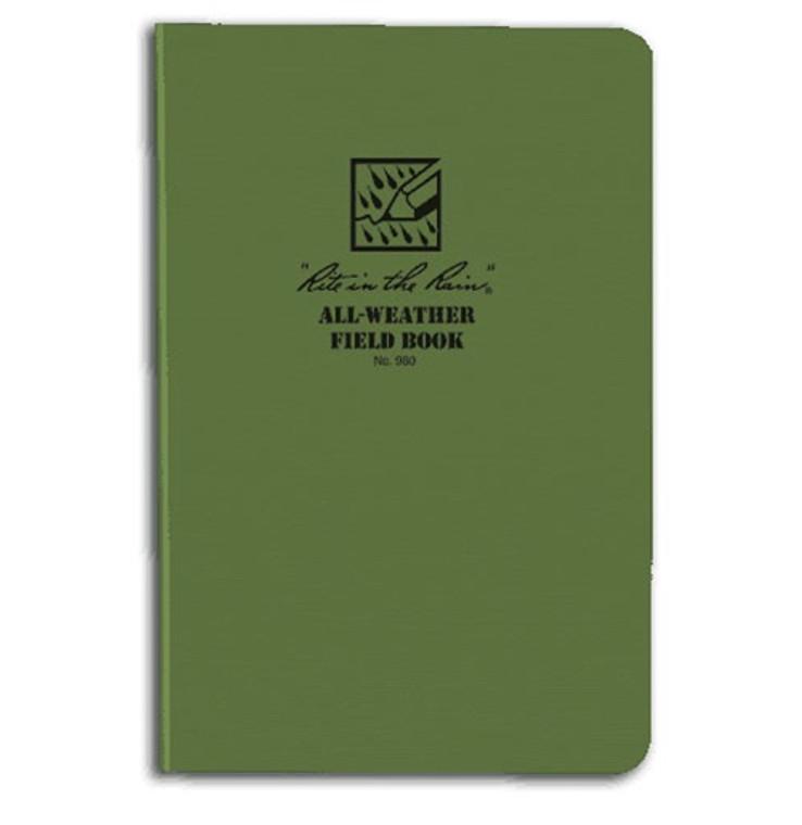 """Rite in the Rain Tactical Field Book 4 5/8"""" x 7 1/4"""""""