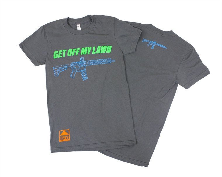 SKD Get Off My Lawn T-Shirt - Women's