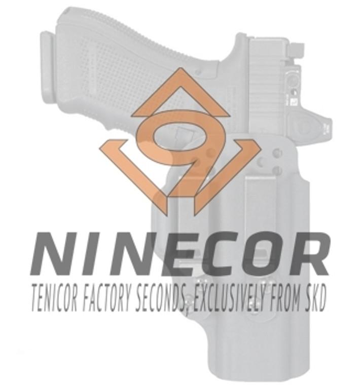 Ninecor Velo 3 - Snap Loops / No Sweat Guard - Glock 17 - Right