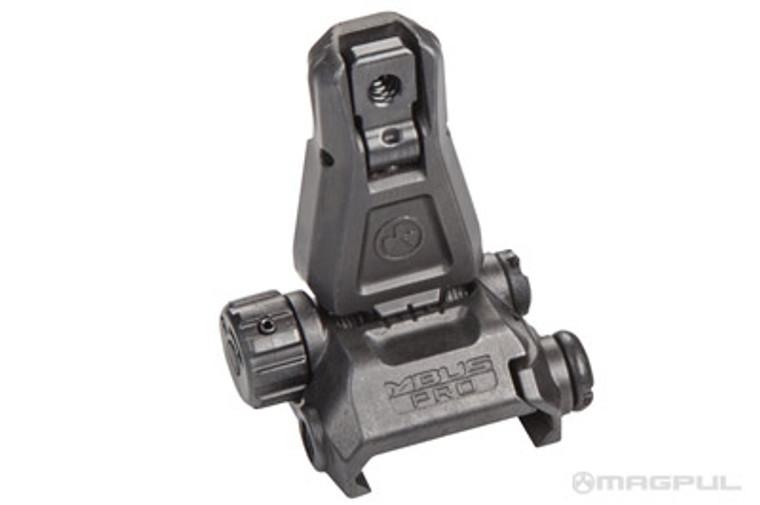 Magpul® MBUS Pro Back-Up Sight, Rear