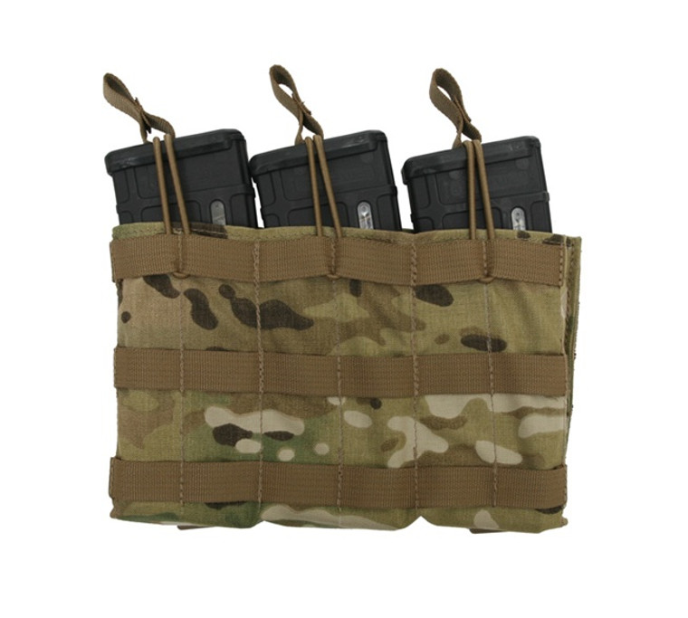 Tactical Tailor Fight Light 5.56 Triple Mag Panel 30 rd