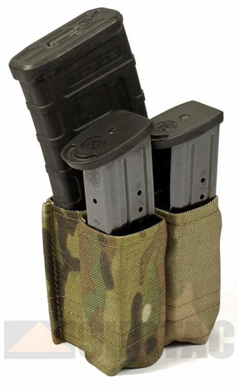 Esstac KYWI+ Single M4 SHORTY / Pistol KYWI Pouch (Stacked)