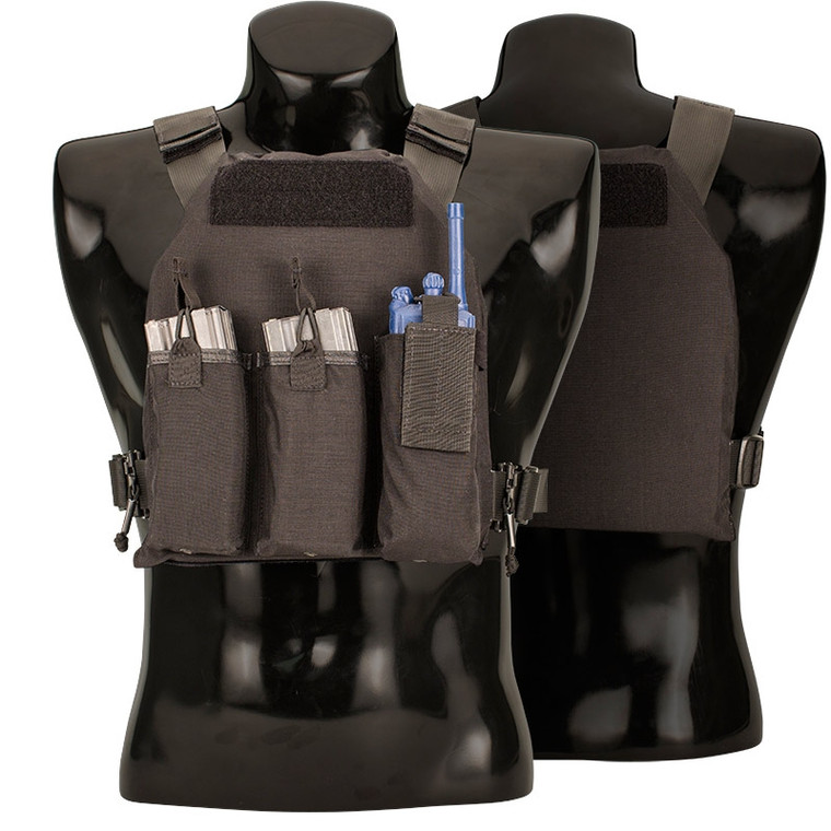 FirstSpear First On Plate Carrier with Radio Pouch