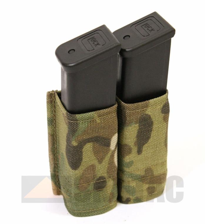 Esstac Pistol KYWI Double Mag Pouch