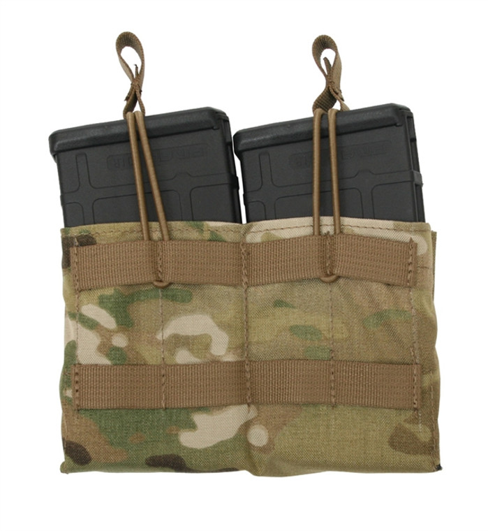 Tactical Tailor Fight Light 7.62 Double Mag 20rd Panel