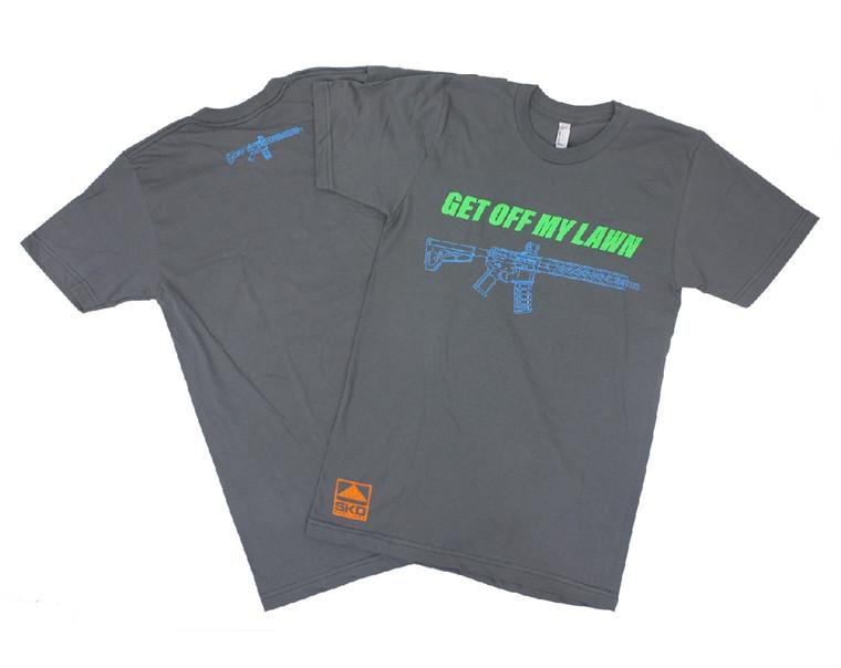SKD Get Off My Lawn T-Shirt - Men's