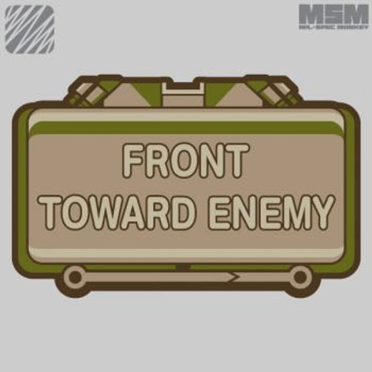 MSM Front Toward Enemy Patch