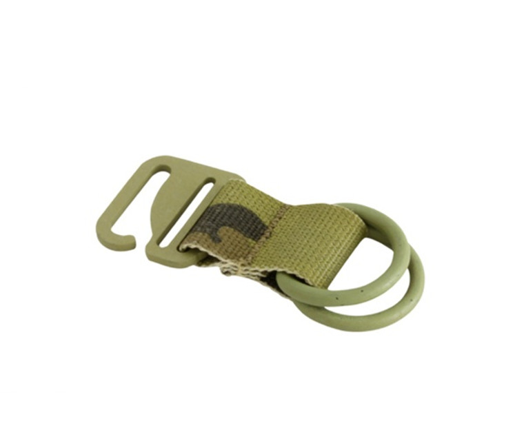 PIG Plate Carrier G-Hook Double D-Ring Kit (PIG-PC-GH-DD)