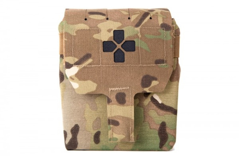 Blue Force Gear Trauma Kit NOW! Pouch with HW Backing