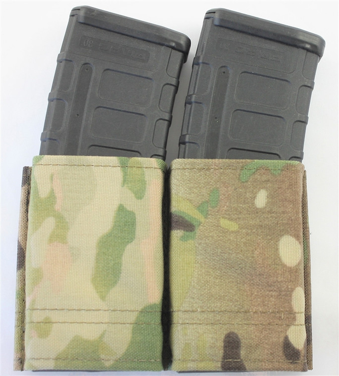 Esstac M4 KYWI Double Mag Pouch- Naked Midlength