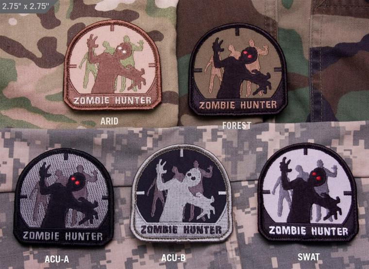 MSM Zombie Hunter Patch