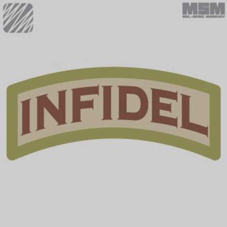 MSM Patch Infidel Tab