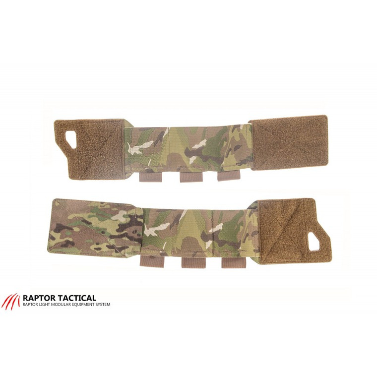 Raptor Ghost Elastic cummerbund with pouches MultiCam