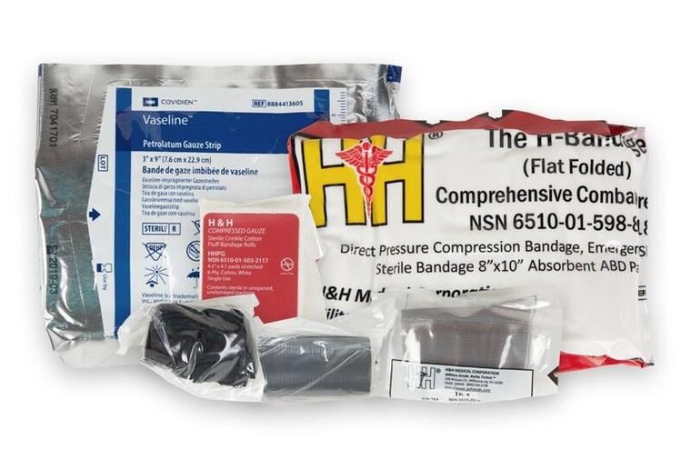 Blue Force Gear Trauma Kit NOW! - Basic Supplies