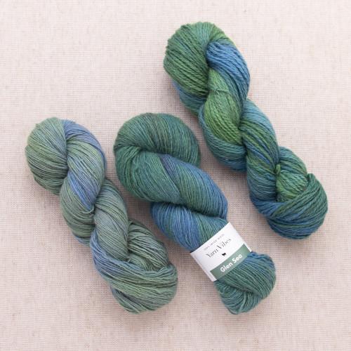 Glen Sea Irish Yarn