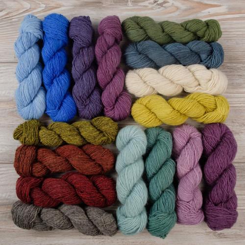 Hedgerow Irish Yarn