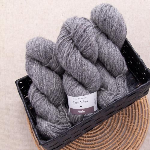 Vale Irish Yarn - Undyed