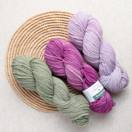 Yarn Vibes Organic Yarn - Limited Edition Colourways