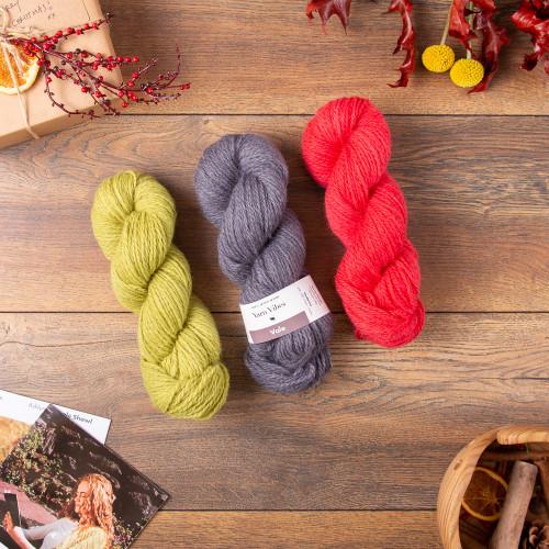 Yarn Vibes Winter Bundle #3