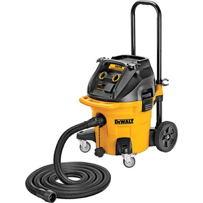 Dewalt 10 Gallon HEPA Vac DWV012 - Rental