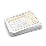Small Bead Frame Multiplication Task Cards.  Level 3-6