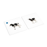 Farm Animals and Their Young Matching Cards (IT-0013)