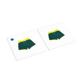 Clothing Matching Cards (IT-0030)