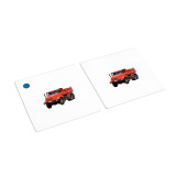 Construction Equipment Matching Cards (IT-0034)
