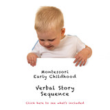 Verbal Story Sequence Bundle