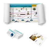 The Evolution of Life Bundle includes:  Clock of Eras, Timeline of Life, Timeline of Life Research cards