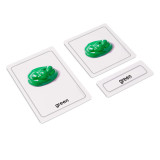 Colors 3 Part Cards (EC-0635A)