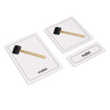 Tools 3 Part Cards (EC-0639A)
