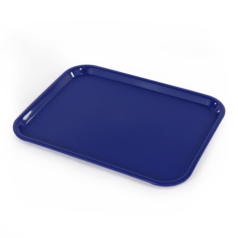 Plastic shallow Trays (10 x 14 x 1 in)