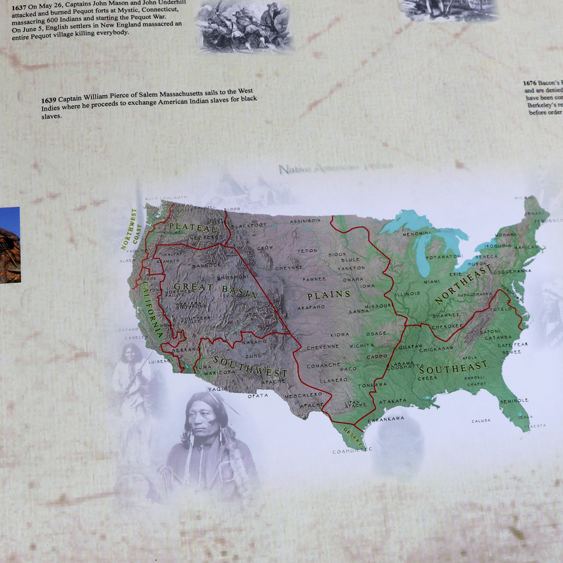 Timeline of Native American History and Native American Events