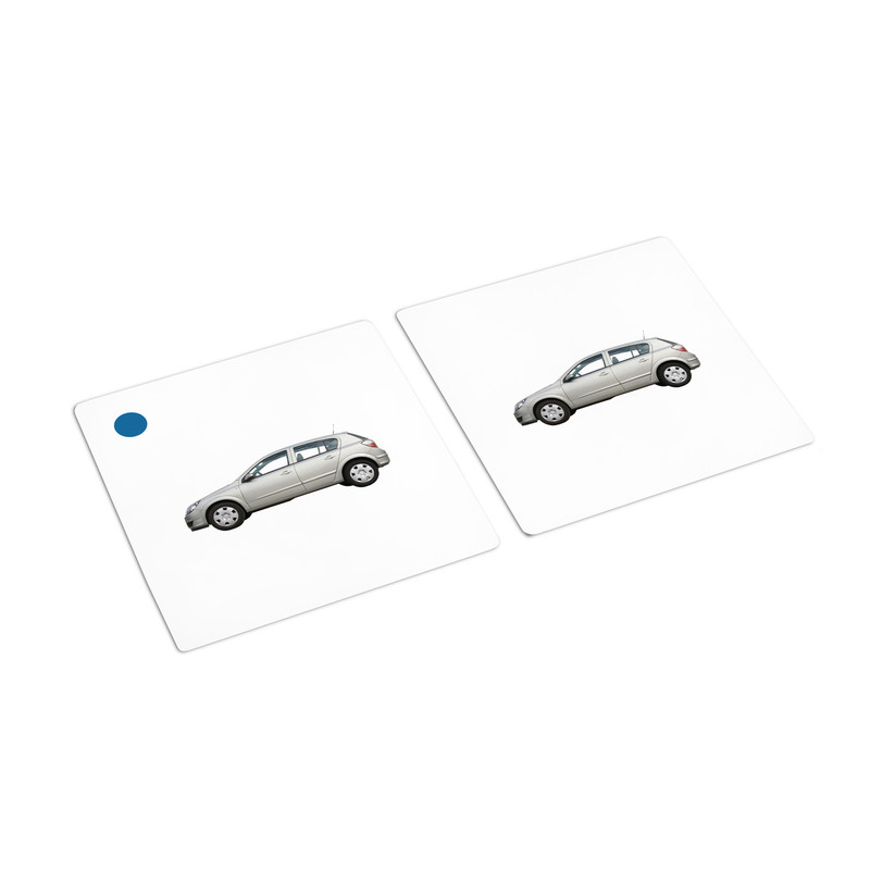 Transportation Matching Cards (IT-0035)