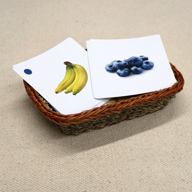 Fruit Matching Cards